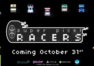pixel racer