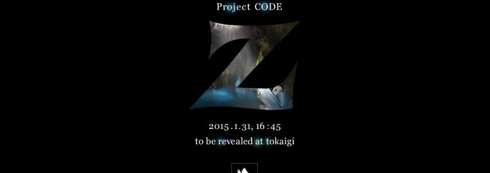 project code z gioco in uscita play station 4 square enix