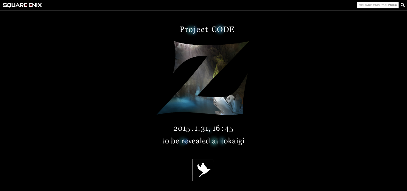 project code z gioco in uscita play station 4 square enix