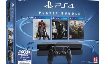 PlayStation 4: super Bundle in arrivo in Italia con Bloodborne, The Order 1886 e The Last of Us: Remastered