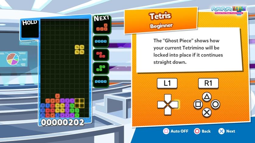 puyo puyo tetris guida