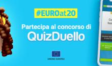 La Banca centrale europea e QuizDuello celebrano i 20 anni dell'euro con un quiz speciale