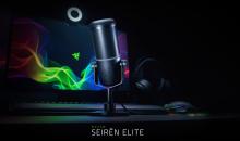Razer Seiren Elite, Nuovo microfono per lo streaming professionale