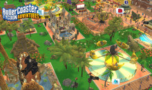 RollerCoaster Tycoon Adventures – New Entry nell'iconica serie di gestione dei parchi a tema, in arrivo su Nintendo Switch