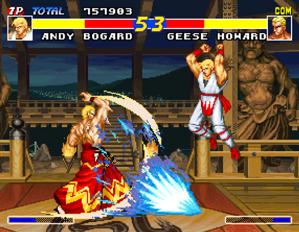 real bout fatal fury2