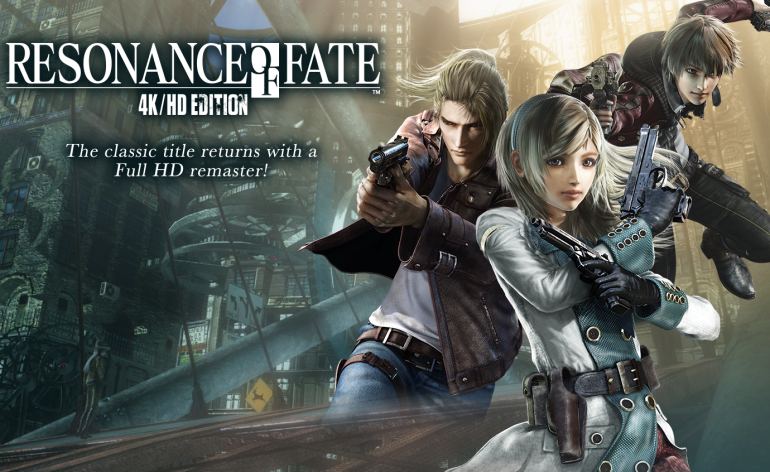 resonance of fate 4k hd edition ps4