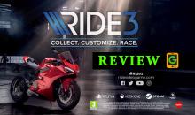 RIDE 3, recensione: Le due ruote girano per tutti