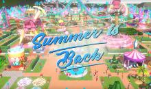 RollerCoaster Tycoon Touch, arriva il nuovo aggiornamento per l'estate
