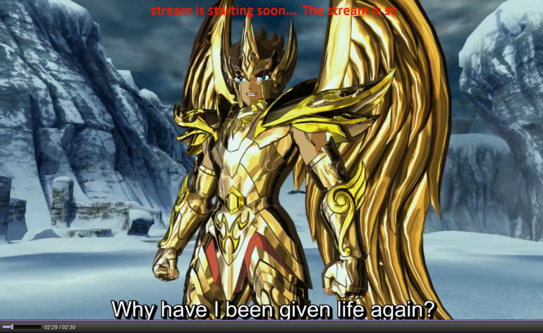saint seiya soldiers soul uscita ps4 ps3 pc 24 settembre 2015