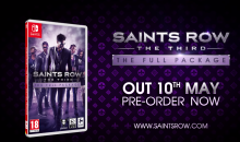 Saints Row: The Third – The Full Package, su Switch a maggio, nuovo video