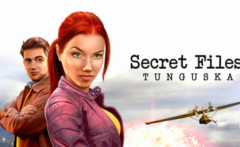 secret file tunguska