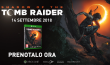 Shadow of The Tomb Raider: Square Enix e nVidia annunciano la loro collaborazione