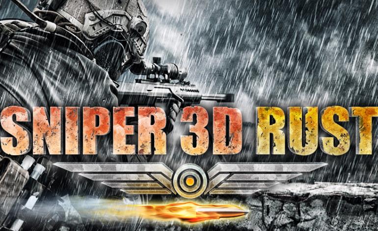 sniper 3d rust home