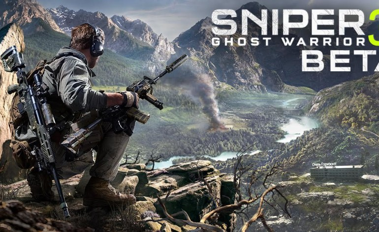 sniper ghost warrior 3 open beta