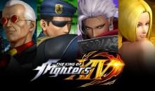THE KING OF FIGHTERS XIV: 4 nuovi personaggi si uniscono oggi alla battaglia grazie ai DLC