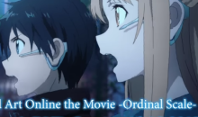 Sword Art Online – The Movie – Ordinal Scale, arriva a dicembre in DVD e Blu-ray / Video Trailer