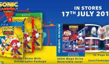 Sonic Mania Plus per PS4, XB1 e Switch arriva negli store il prossimo 17 Luglio