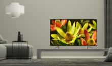 SONY presenta due nuove serie TV 4K HDR: XF83 e XF70