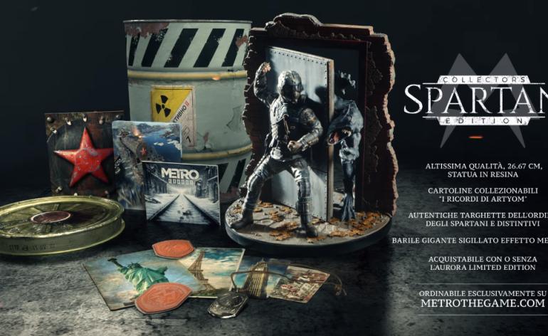 spartan collectors metro exodus