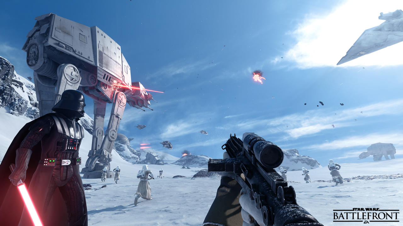 star wars battlefront battlefield 5