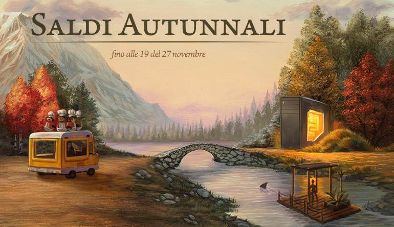 steam saldi autunnali 2018
