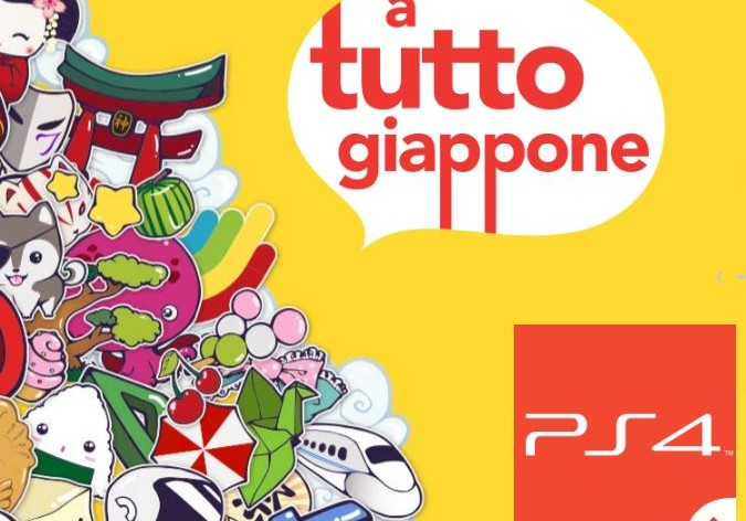 store ps 4 a tutto giappone