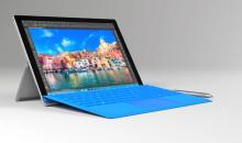 Microsoft, passi da gigante nel 2015/2016 con Surface PRO 4