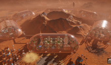 Surviving Mars: Il gioco di sopravvivenza sul Pianeta Rosso è disponibile