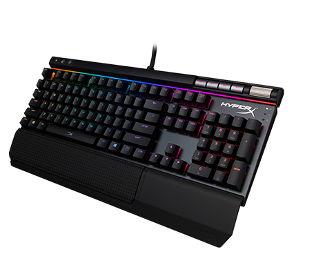 tastiera alloy elite rgb