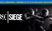 Tom Clancy's Rainbow Six Siege torna il week-end gratis su PlayStation Network