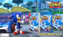Team Sonic Racing, nuove informazioni sul prossimo titolo di SEGA