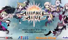 The Alliance Alive a marzo su 3DS: Nuovo trailer e nuove informazioni