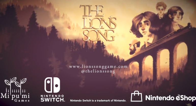the lions song