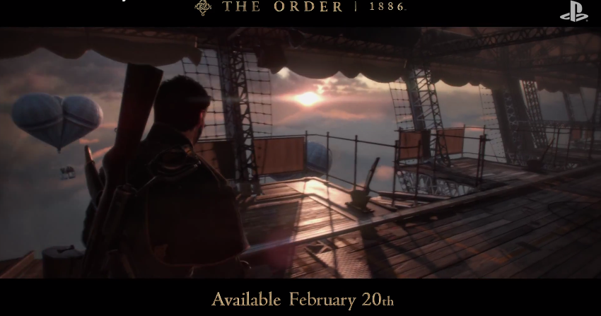 the order 1886 uscita trailer trama video immagini ps4 dlc pre order