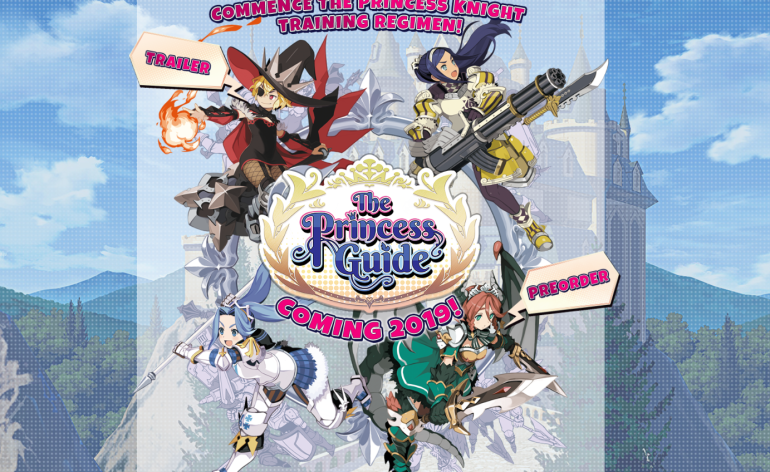 the princess guide ps4 e switch