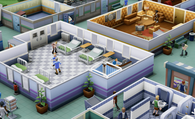 two point hospital_game