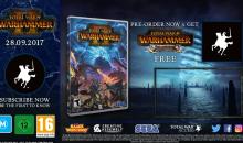 Total War: WARHAMMER II, il nuovo mondo letale, video e novità del secondo capitolo in uscita