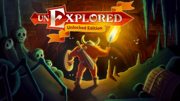 unexplored unlocked ed