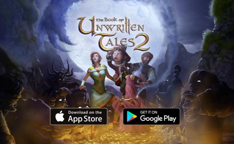 unwritten tales 2
