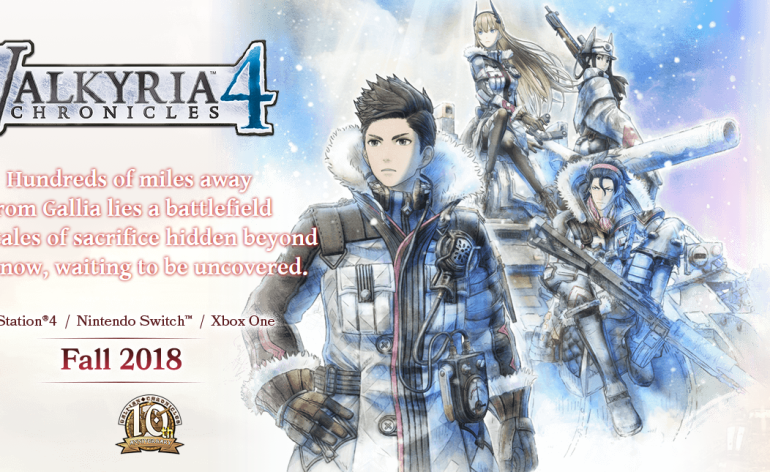 valkyria chronicle 4