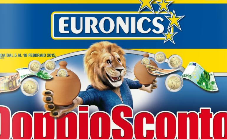 volantino euronics febbraio 2015