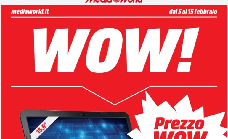 volantino mediaworld offerte tecnologia dal 5 al 15 febbraio 2015