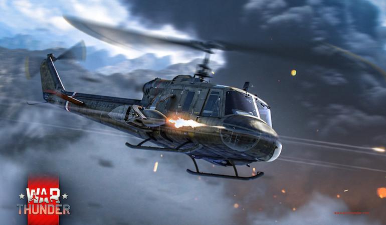 war thunder elicotteri