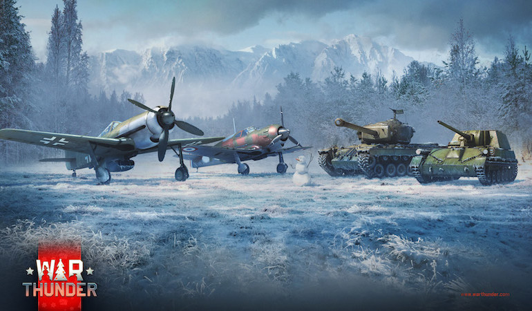war thunder festive quest