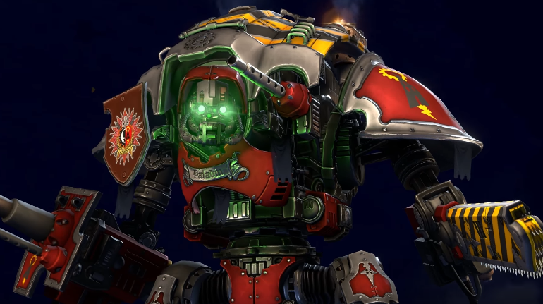 warhammer 40k dawn of war annientamento skin