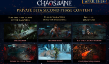 Warhammer: Chaosbane, aperta la seconda fase Closed Beta su PS4, XB1 e Steam