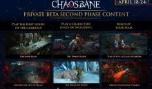 Warhammer: Chaosbane, aperta la seconda fase Closed Beta su PS4, XB1 e Steam