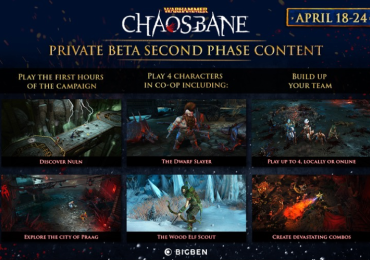 warhammer chaosbane closed beta 2