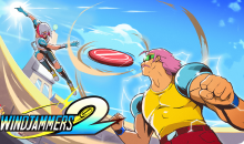 Windjammers 2 annunciato per PC e Switch