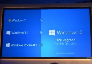 windows 10 gratis per il primo anno per windows 7 8 e 8 punto 1 anche versione mobile